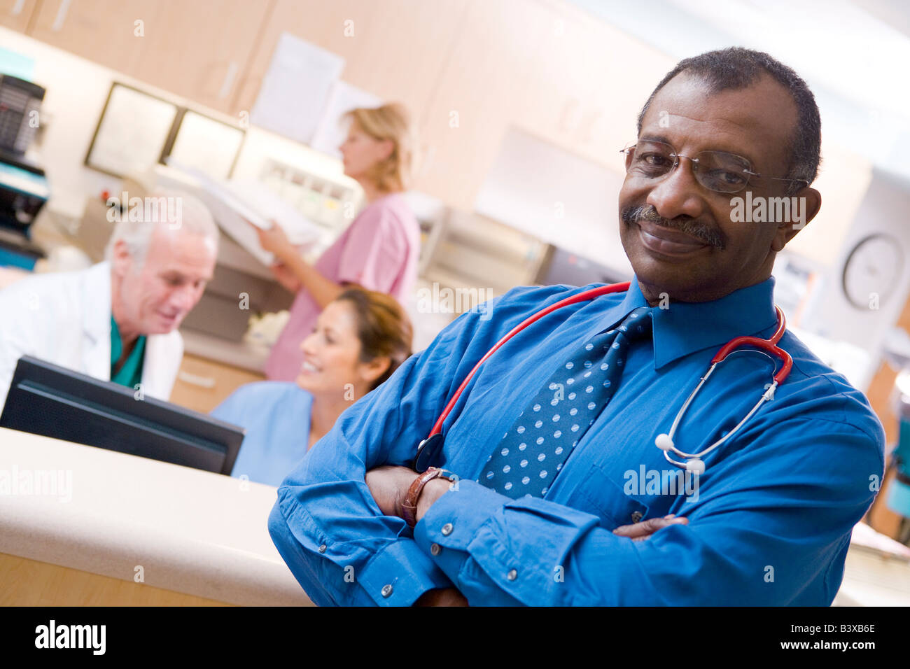 Niedlich Rezeptionist Des Krankenhauses Galerie - Entry Level Resume ...