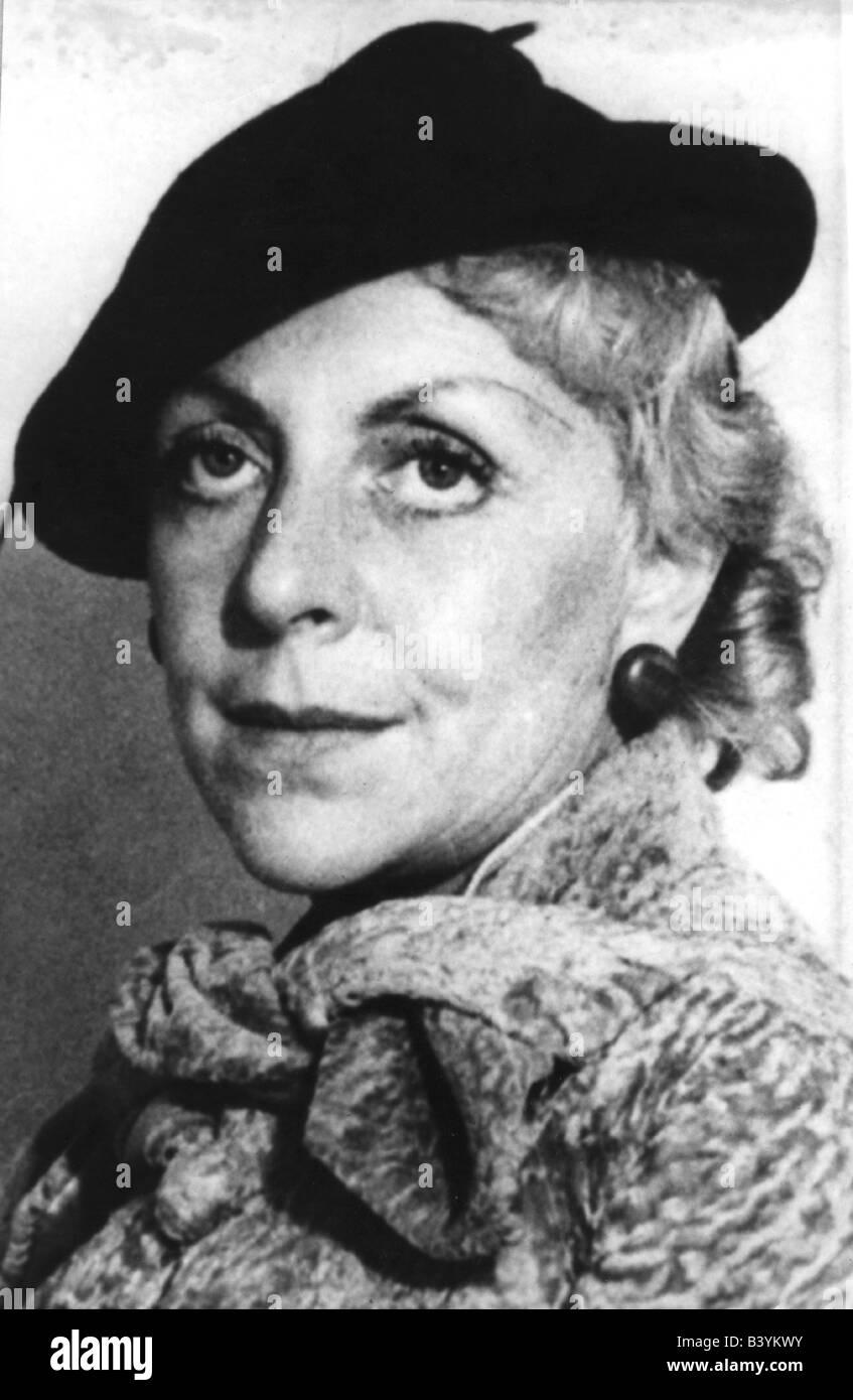 Baum, Vicki 24.1.1888 - 29.8.1960, österreichische Autorin/Autor, Porträt, 1940er Jahre, Additional-Rights Stockbild