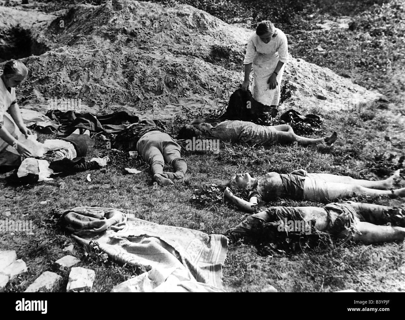 Tote Des 2. Weltkrieges