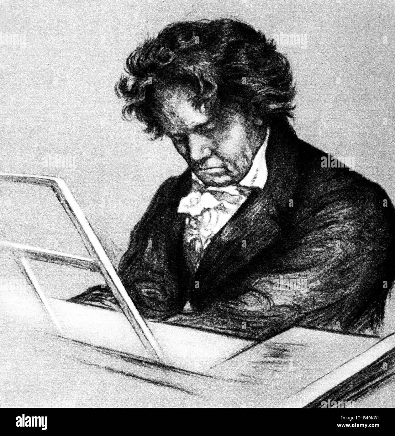 Beethoven Am Klavier