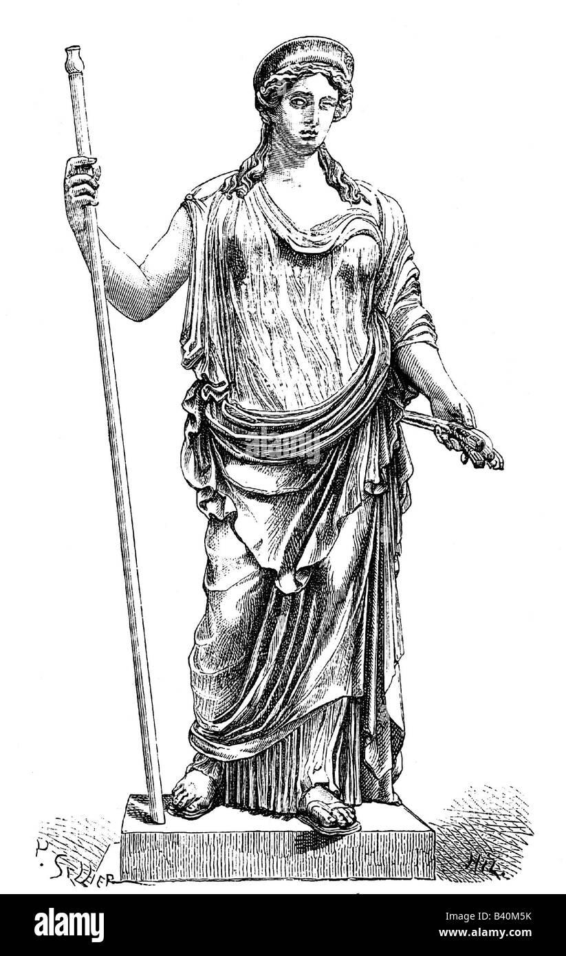 griechische göttin der fruchtbarkeit