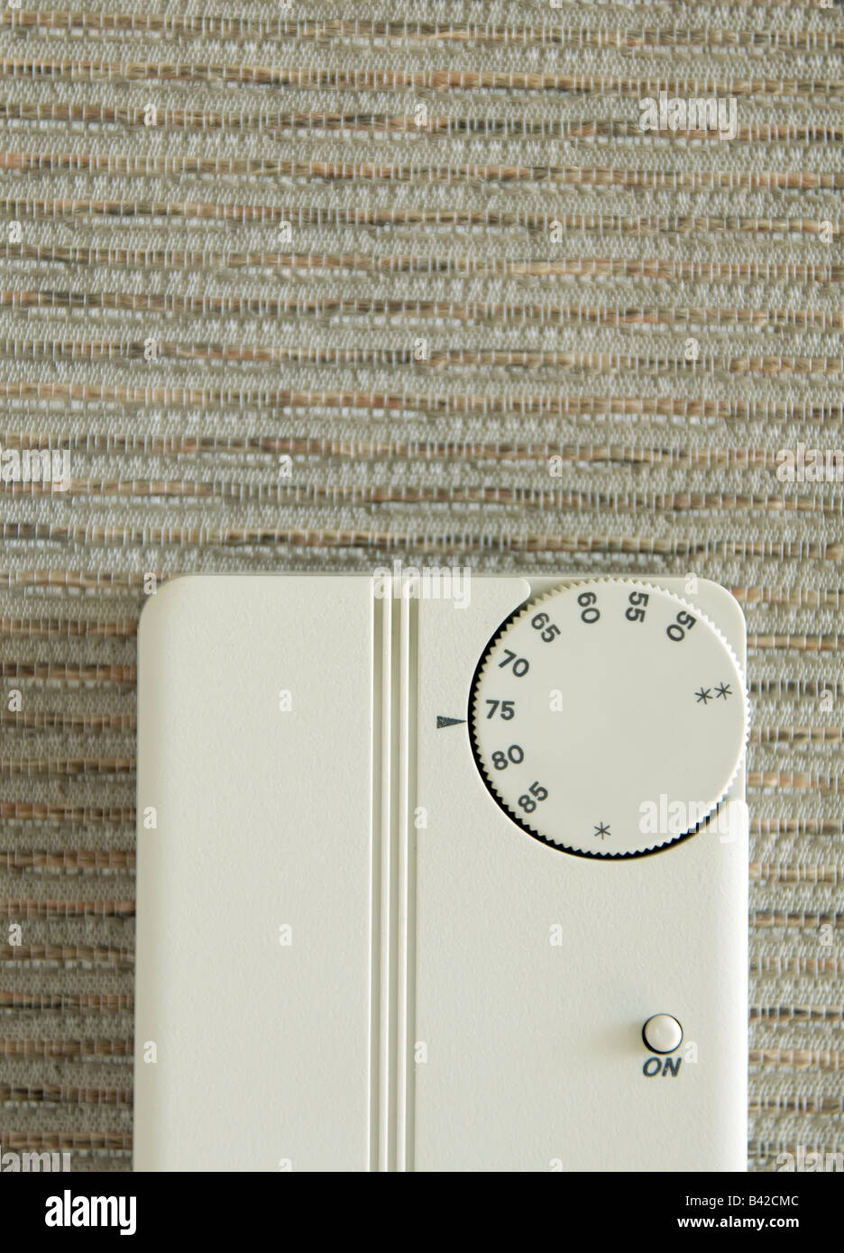 Thermostat Einstellen Stockfotos Thermostat Einstellen Bilder Alamy