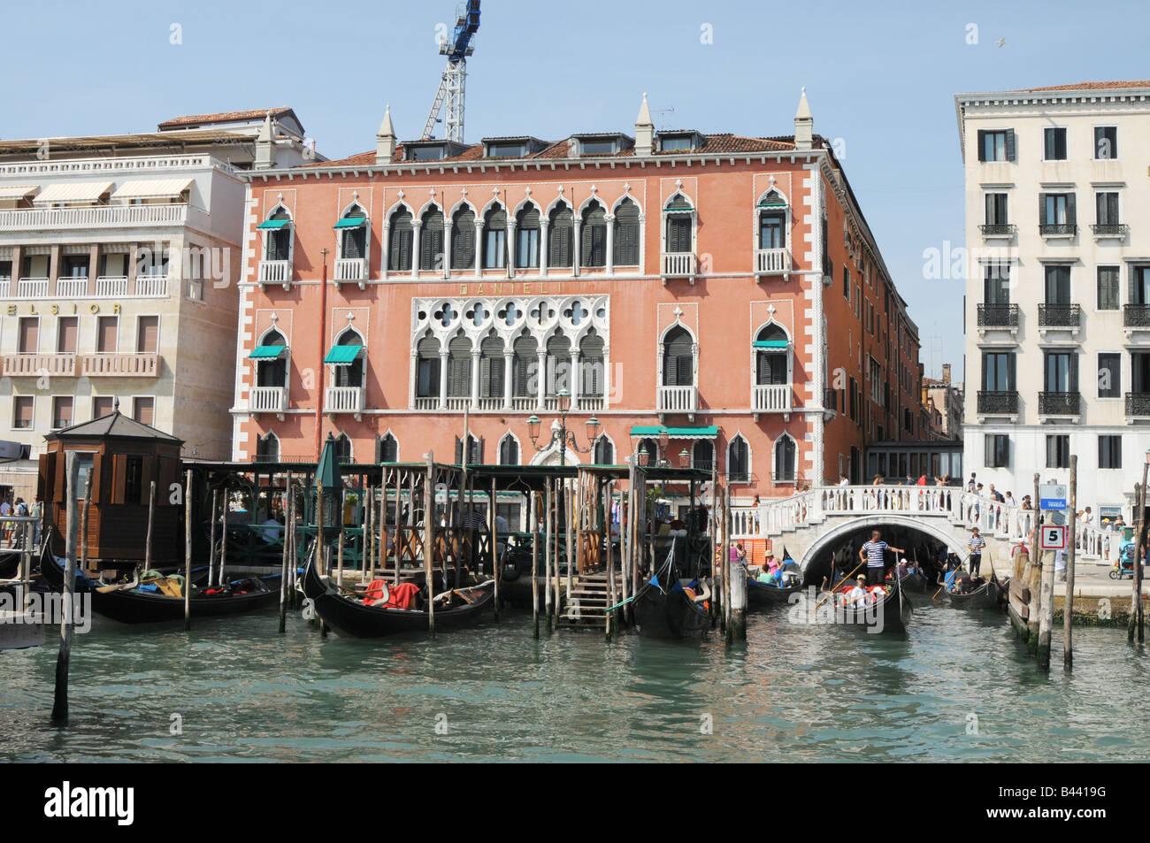 Danieli Hotel Stockfotos & Danieli Hotel Bilder - Alamy