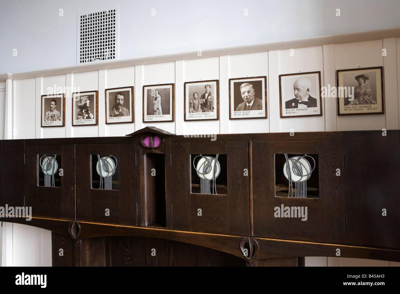 Schottische Möbel uk schottland glasgow of innen ehemaligen sitzungssaal