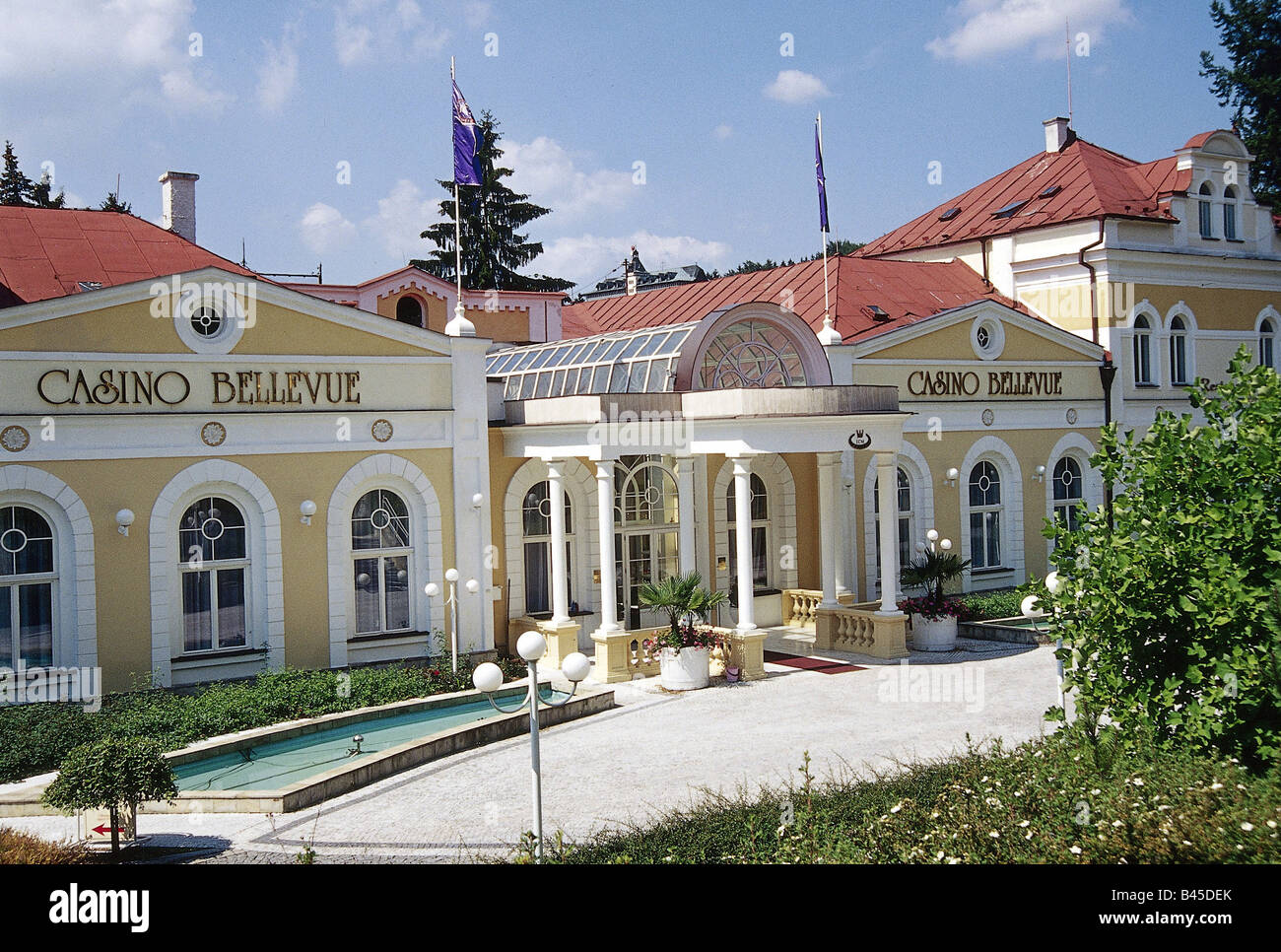 INGO Casino Bellevue Marienbad