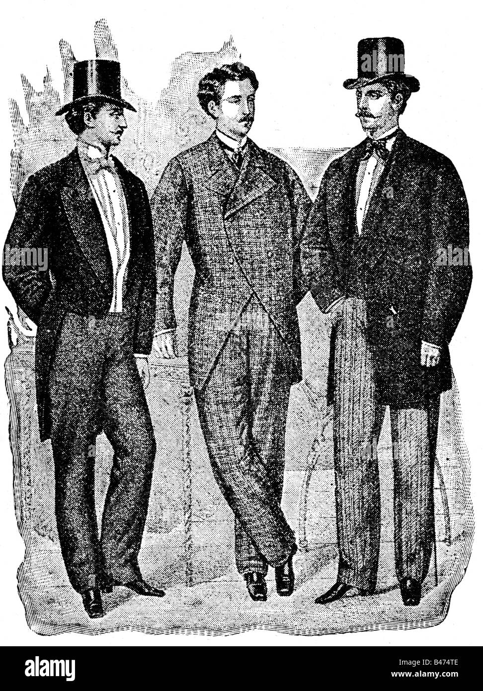 Early S Fashion Men France
