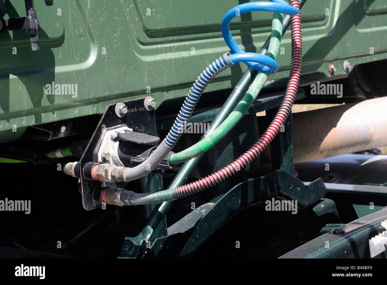 Nett Anhängerverbindung Fotos - Elektrische Schaltplan-Ideen ...