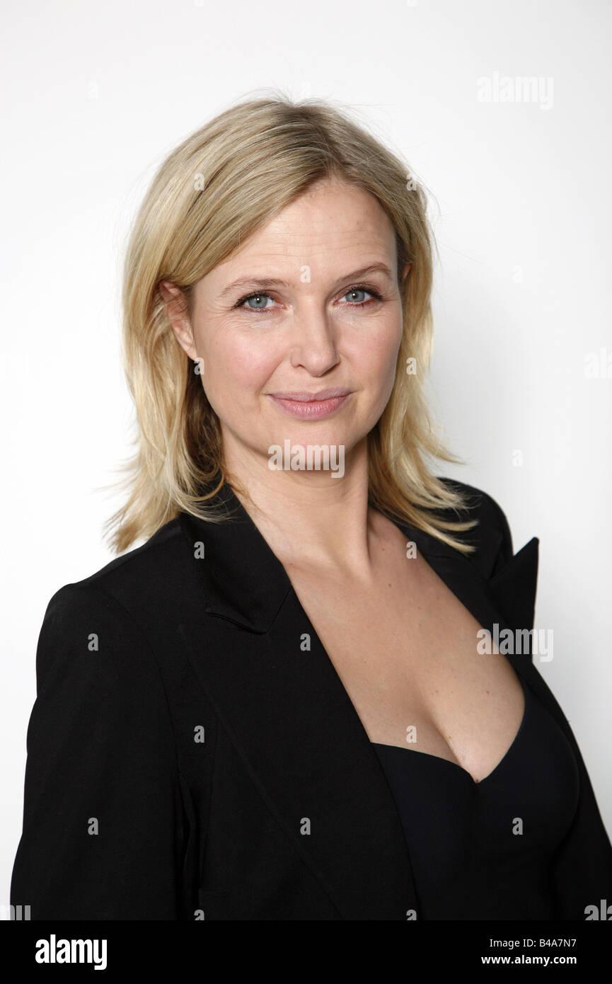 Böhm, Katharina, * 20.11.1964, österreichische Schauspielerin, Porträt, 2007, Stockfoto