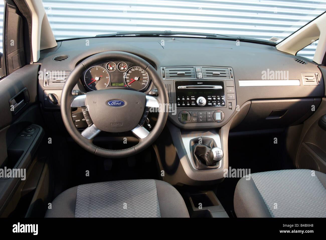 Auto, Ford Focus C-Max, Limousine, untere mittlere Klasse, Bj. 2003 ...
