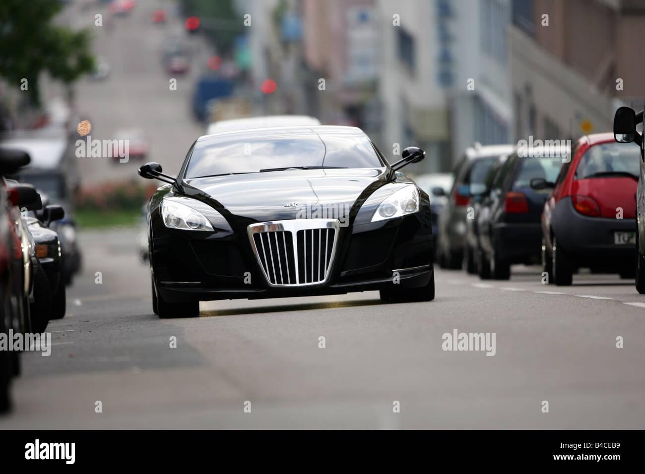 maybach car stockfotos & maybach car bilder - seite 3 - alamy