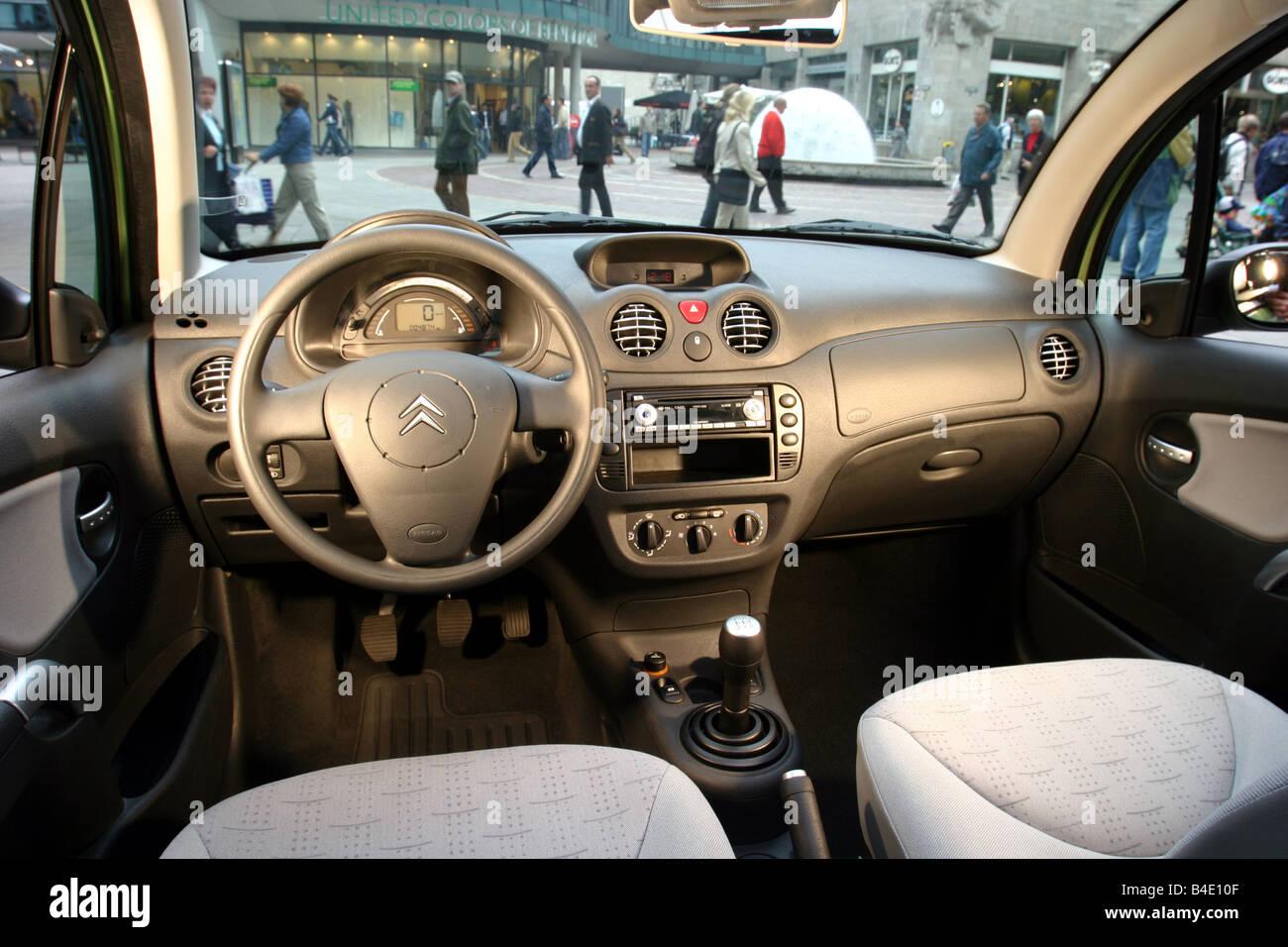 Auto, Citroen C3 1.4 HDI, Limousine, kleine ca., Modell Jahr 2002 ...