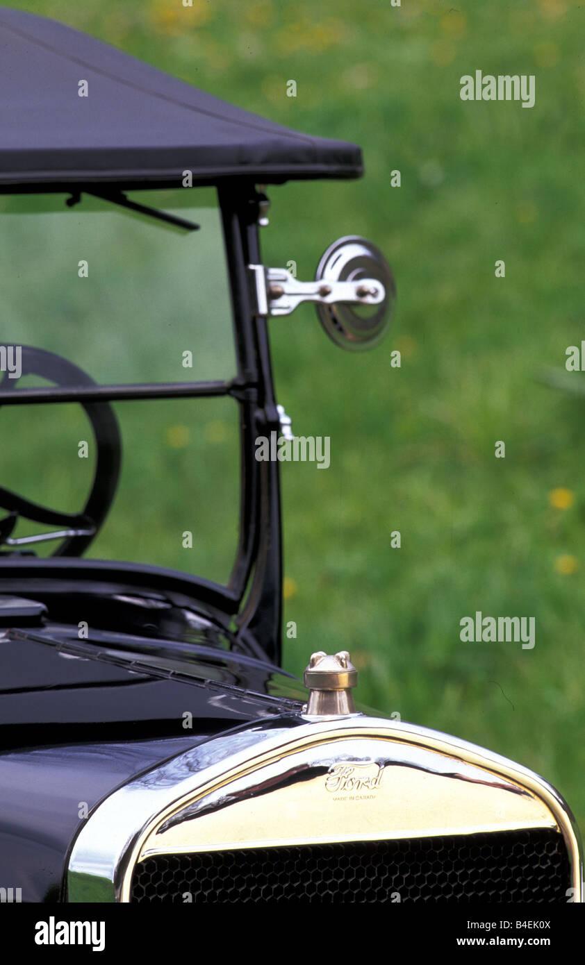 Auto, Ford T, Oldtimer, schwarz, Baujahr 1908-1927, 1920er Jahre ...