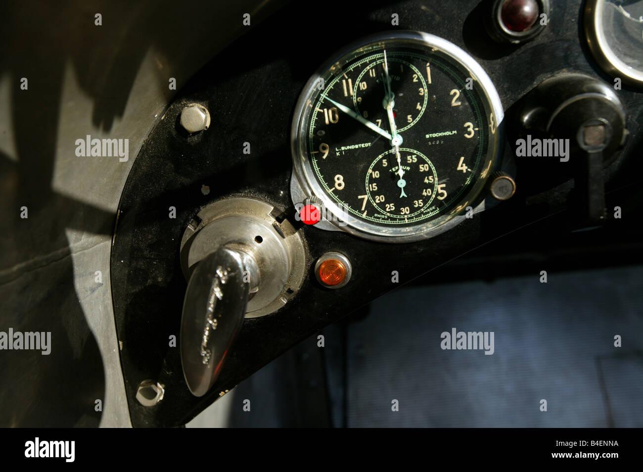 Auto, Oldtimer, Detail, details, Cockpit, Drehzahlmesser, Technik ...