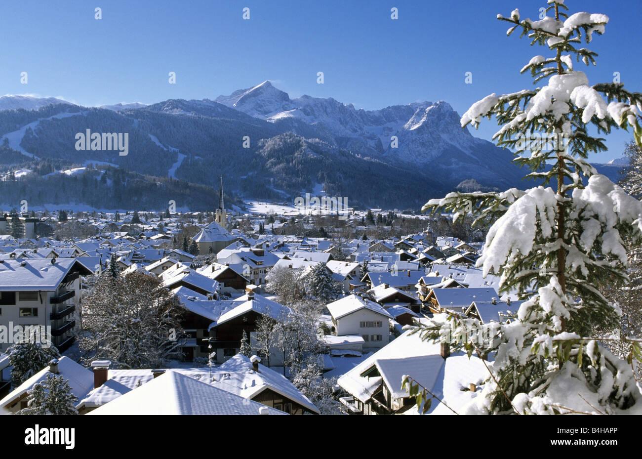 Garmisch Baden Kirchen
