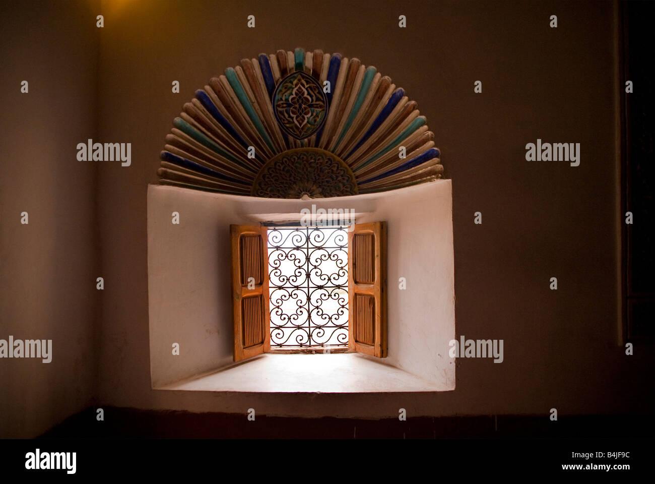 Moroccan Window Stockfotos & Moroccan Window Bilder - Alamy