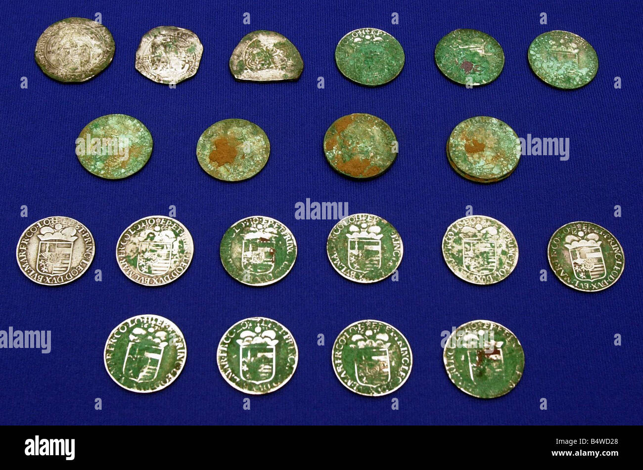 Seltene Münzen Stockfotos Seltene Münzen Bilder Alamy