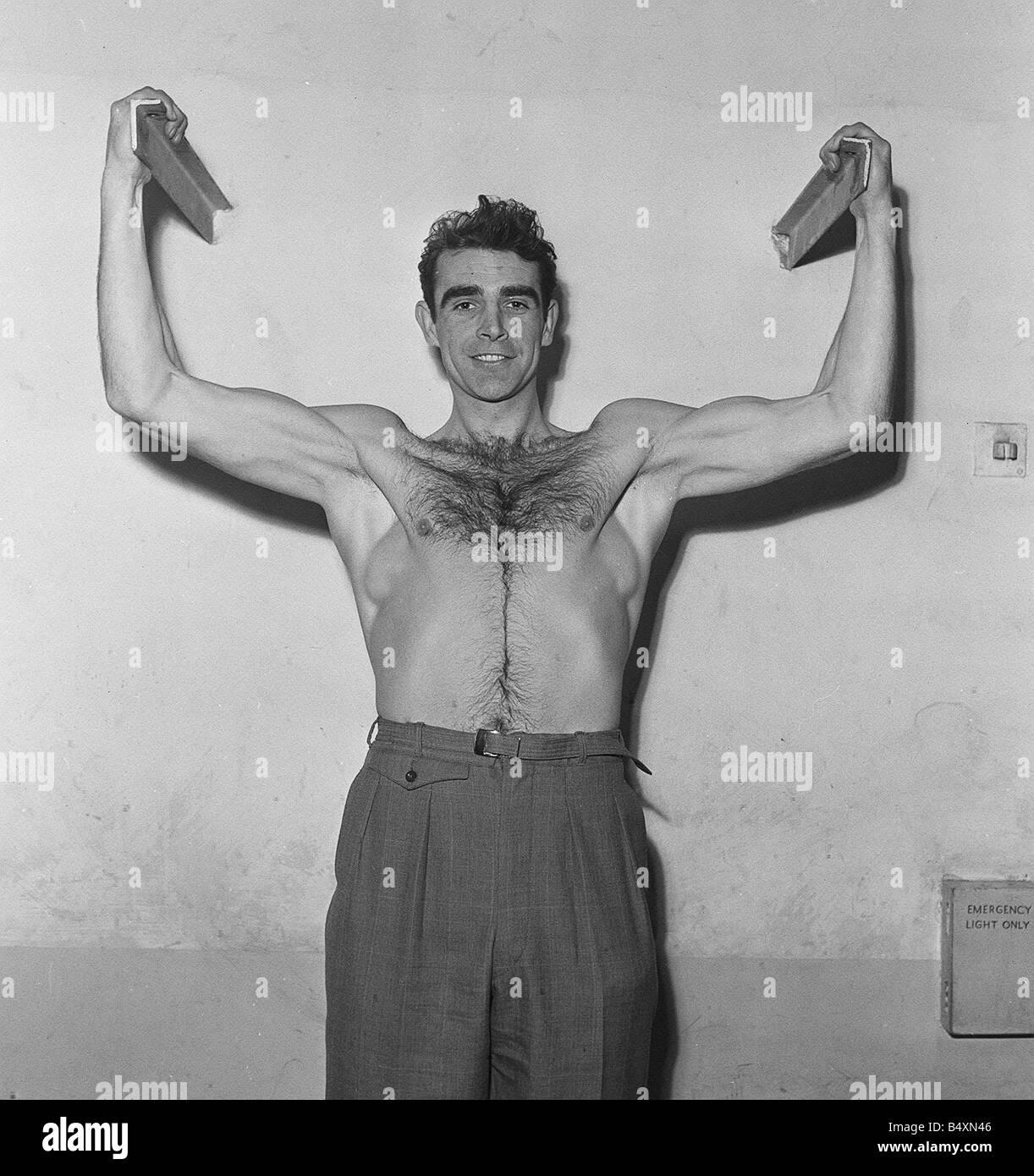 Sean Connery 1957 Stockfoto Bild 20256326 Alamy