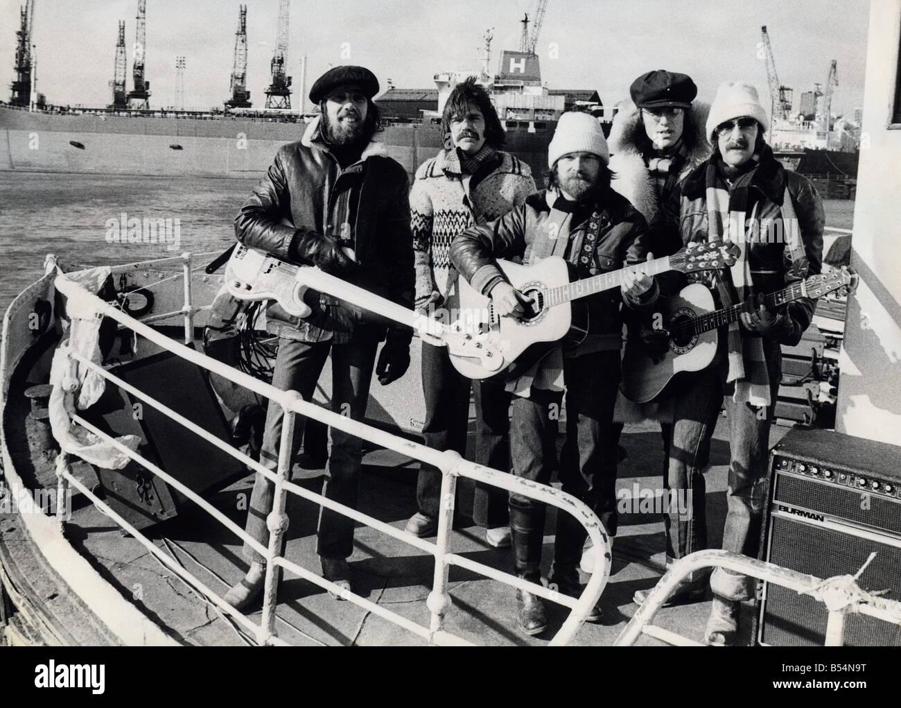 Lindisfarne Nebel auf dem Tyne Album