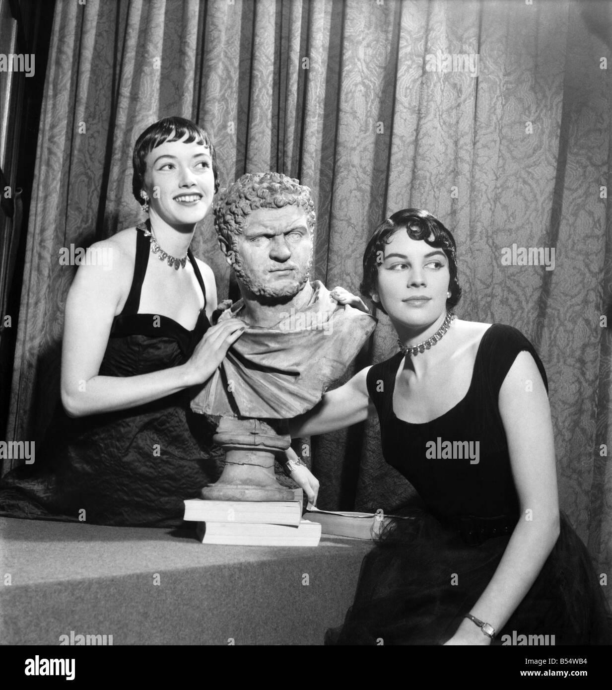 Julius Caesar Periode Frisuren Feminine Coiffeurs Wurden