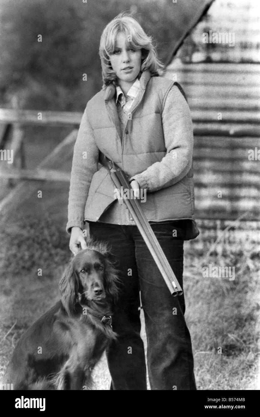 Haushälterin Wildhüter geworden! Diane Siebart muss Großbritanniens ...