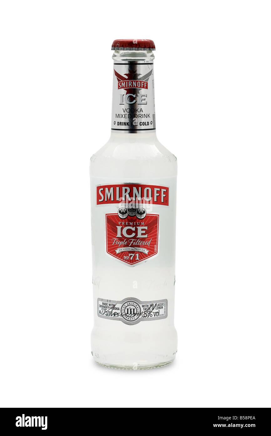 Smirnoff Ice Wodka Mixgetränk klassischen Geschmack der Zitrone ...
