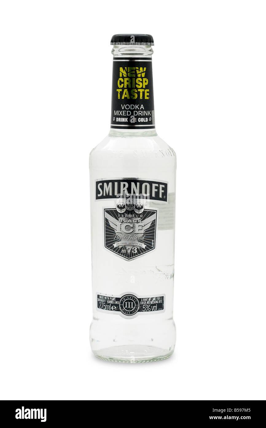 neue frische Geschmack Wodka Mixgetränk Smirnoff Premium-Glatteis ...