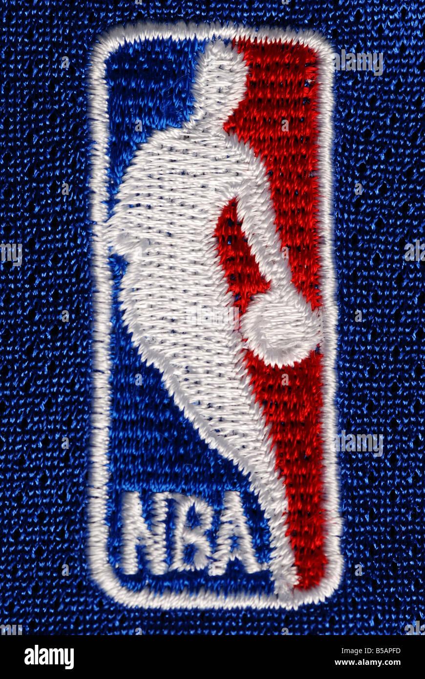 NBA-Logo Stockfoto