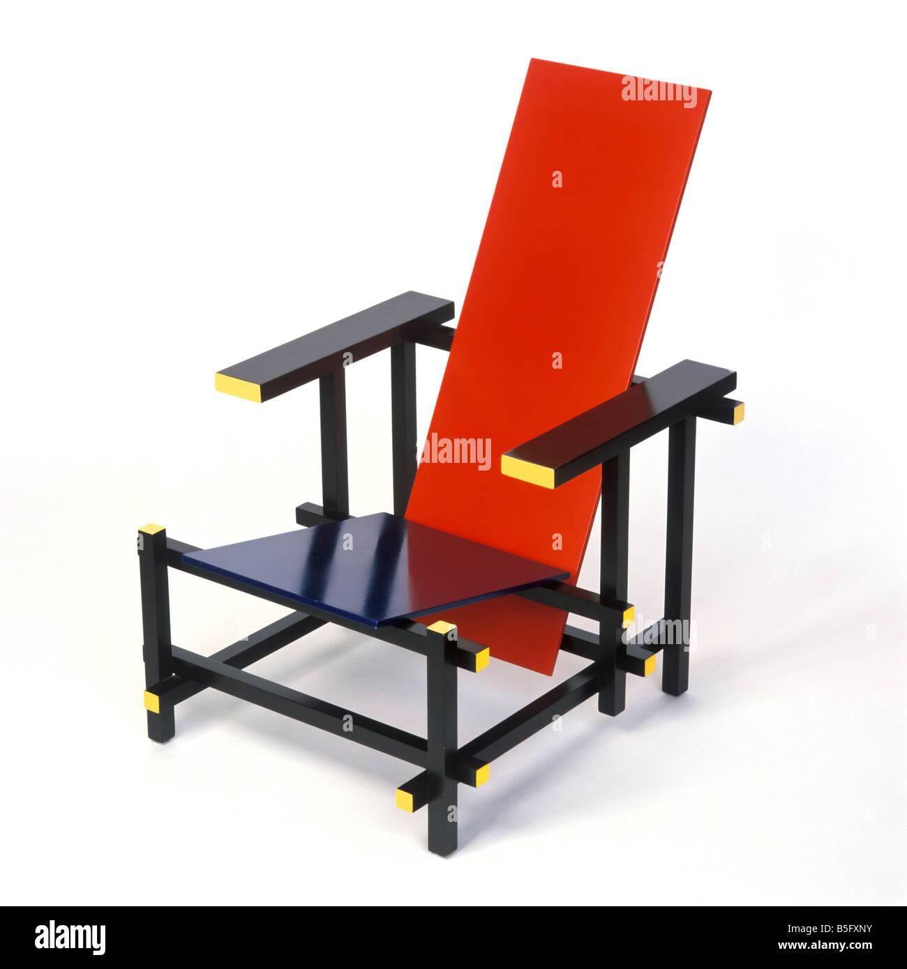 gerrit rietveld stockfotos gerrit rietveld bilder alamy. Black Bedroom Furniture Sets. Home Design Ideas