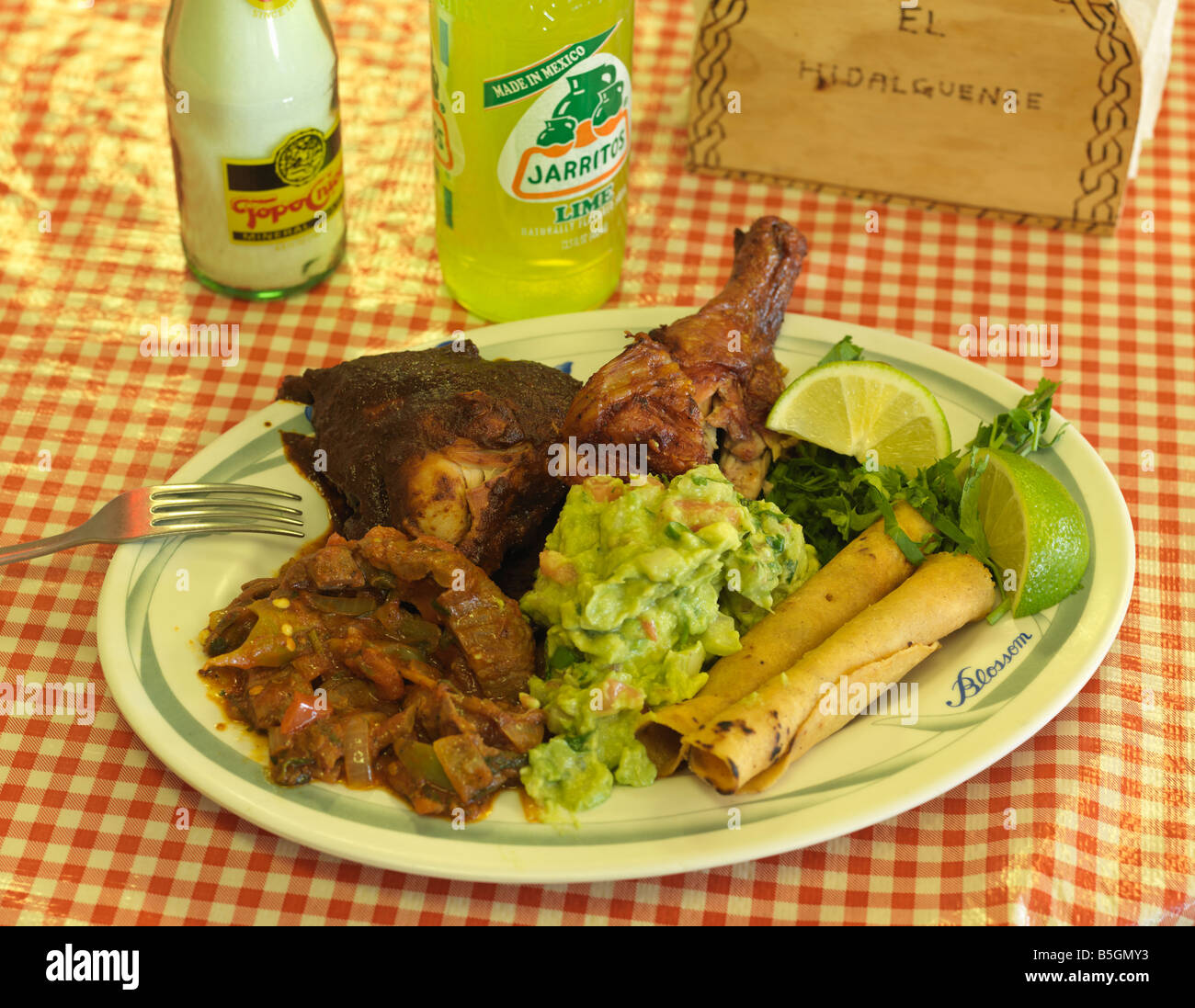 Tex Mex Food Usa Stockfotos & Tex Mex Food Usa Bilder - Alamy