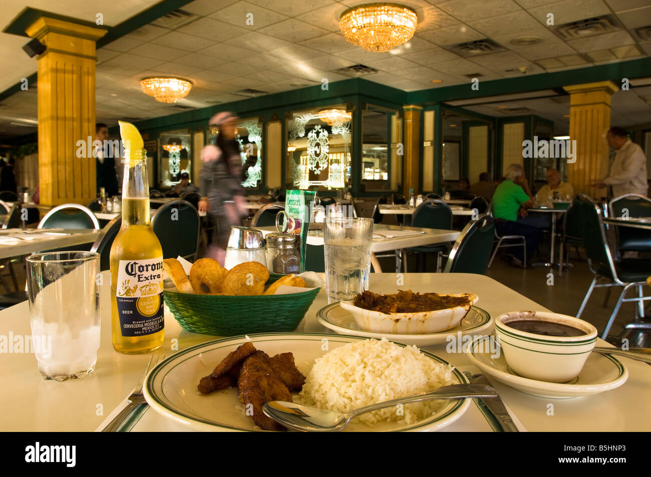 Cuban Restaurant Miami Stockfotos & Cuban Restaurant Miami Bilder ...