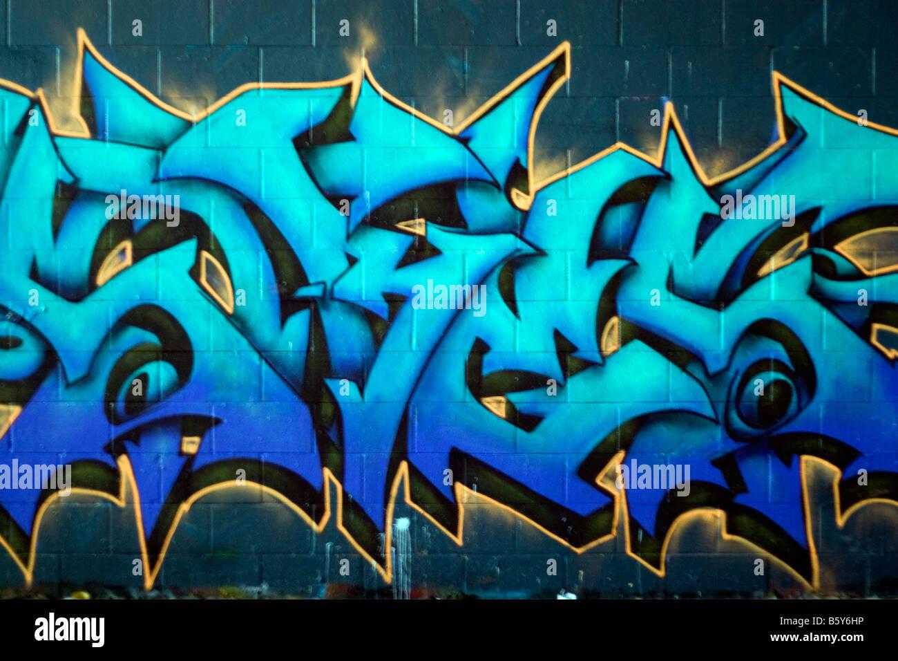 Coole graffiti hintergrunde