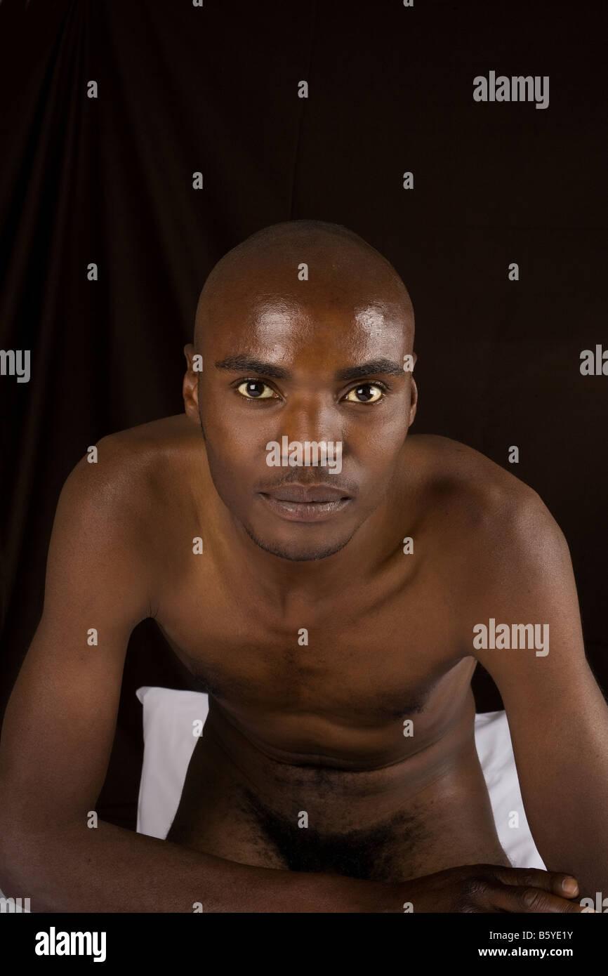 nackt schwarz mann