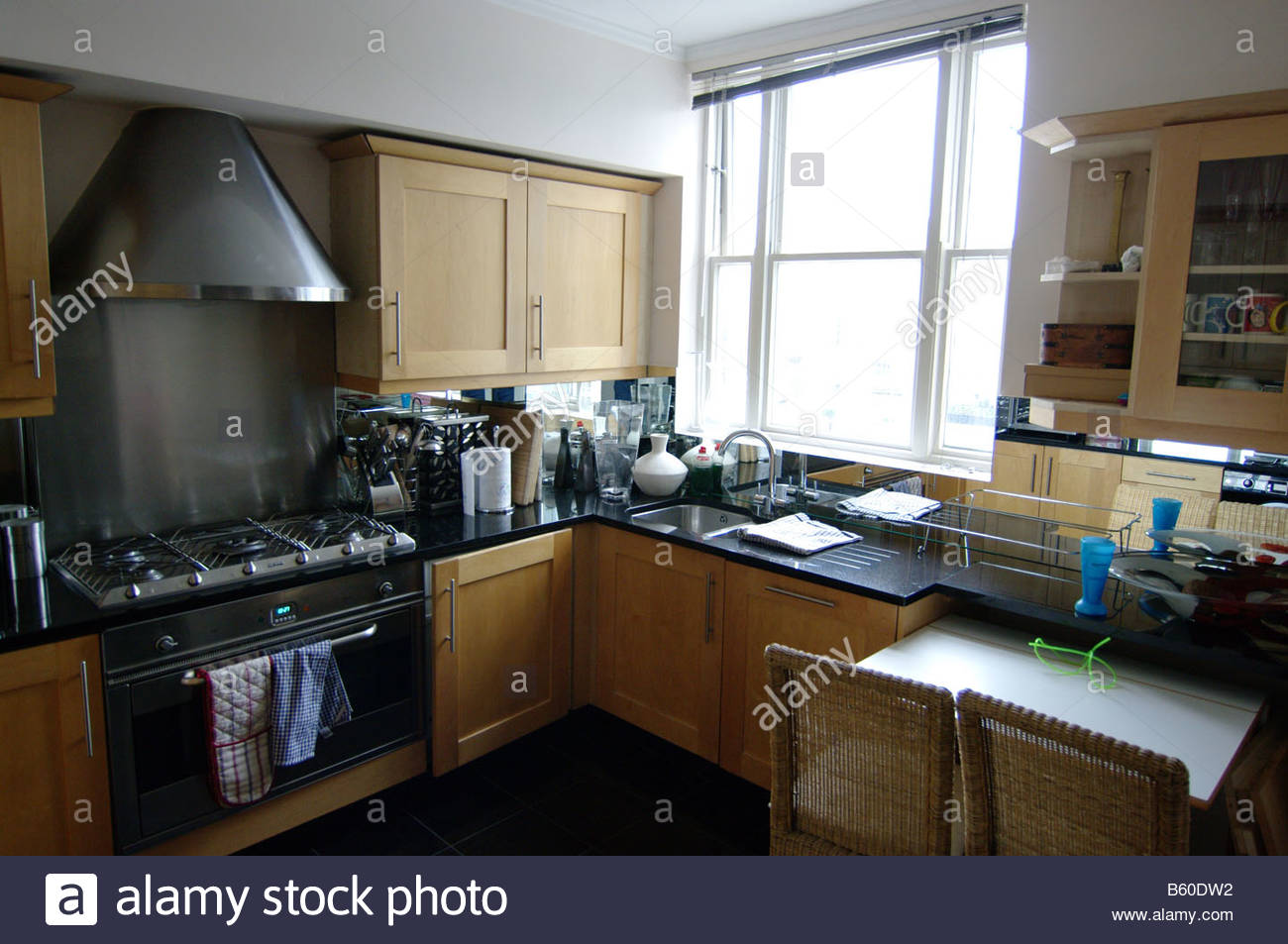 Fußboden Küche Queen ~ Küche london england stockfoto bild: 20909198 alamy