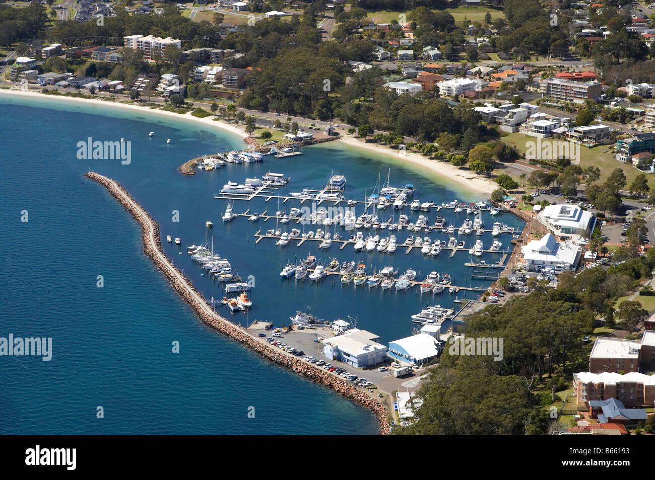 Hafen Nelson Australien