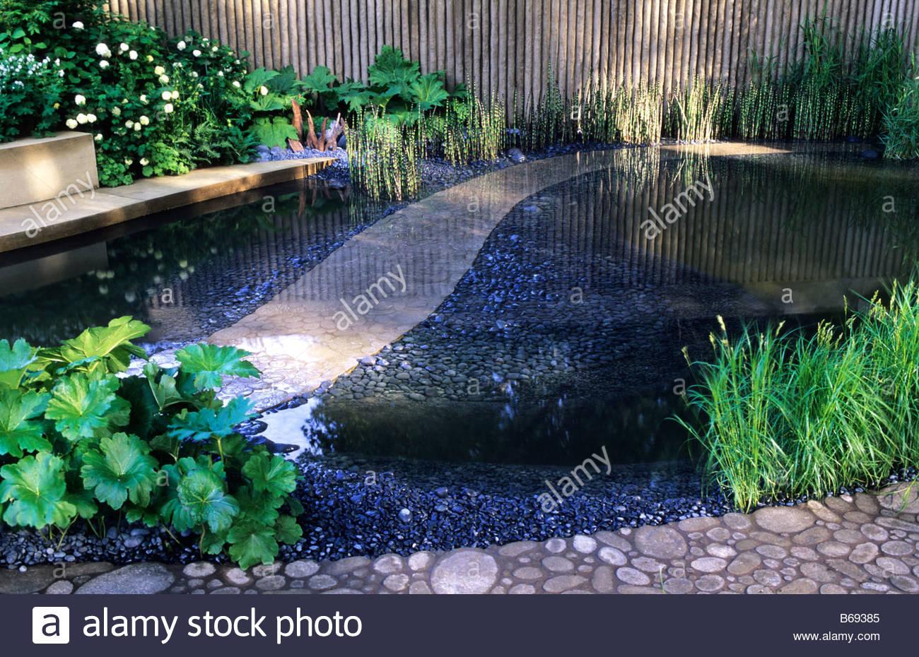 Chelsea FS 2006 The Bradstone Garten Design Sarah Eberle Contemporary  Wasserspiel