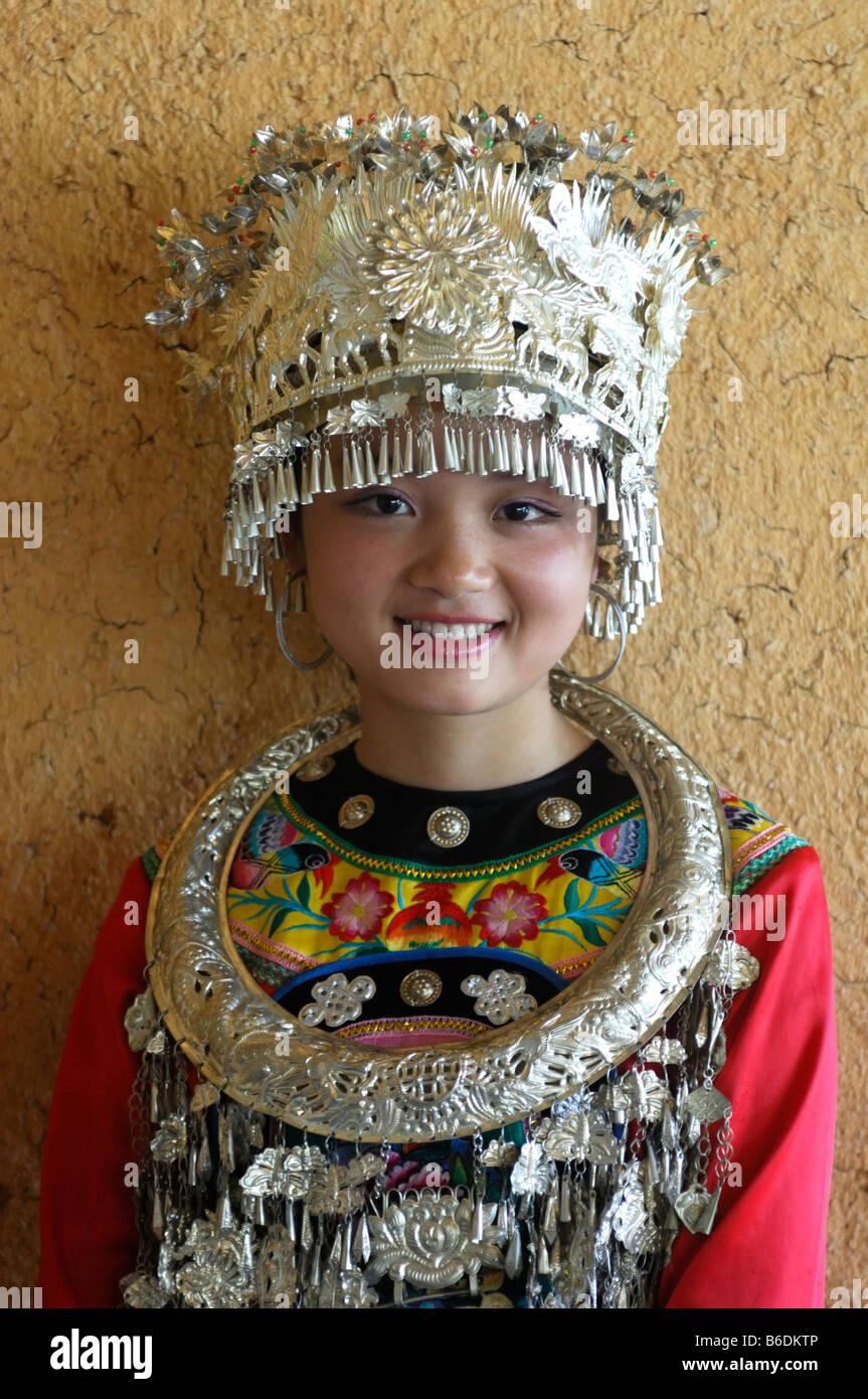 Hunan Mädchen