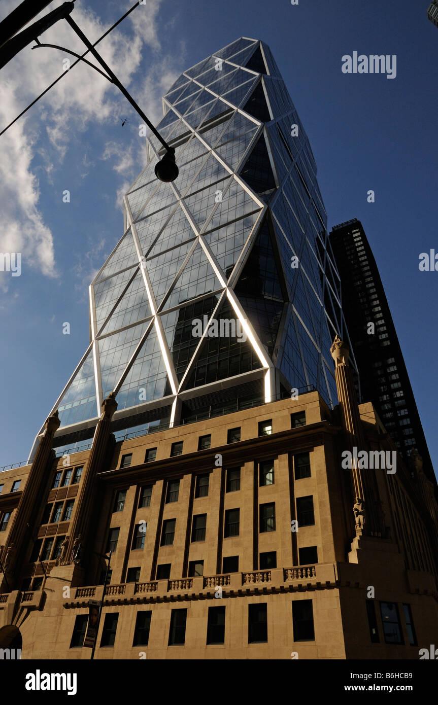 Hearst building new york stockfotos hearst building new - New york wohnungen ...