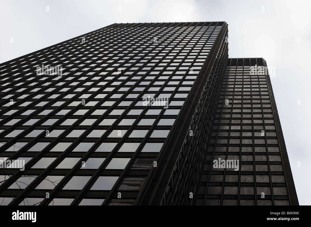 Ludwig Mies Van Der Rohe S Seagram Building In New York City Usa
