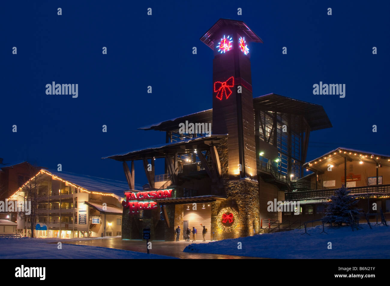Wyoming, Jackson Hole Stockfotos & Wyoming, Jackson Hole Bilder - Alamy
