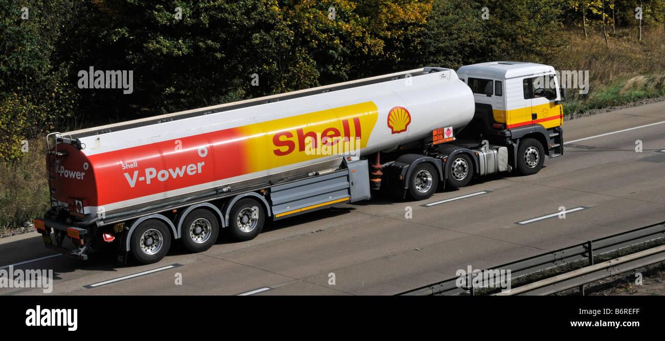 Shell Tanker Stockfotos & Shell Tanker Bilder - Alamy