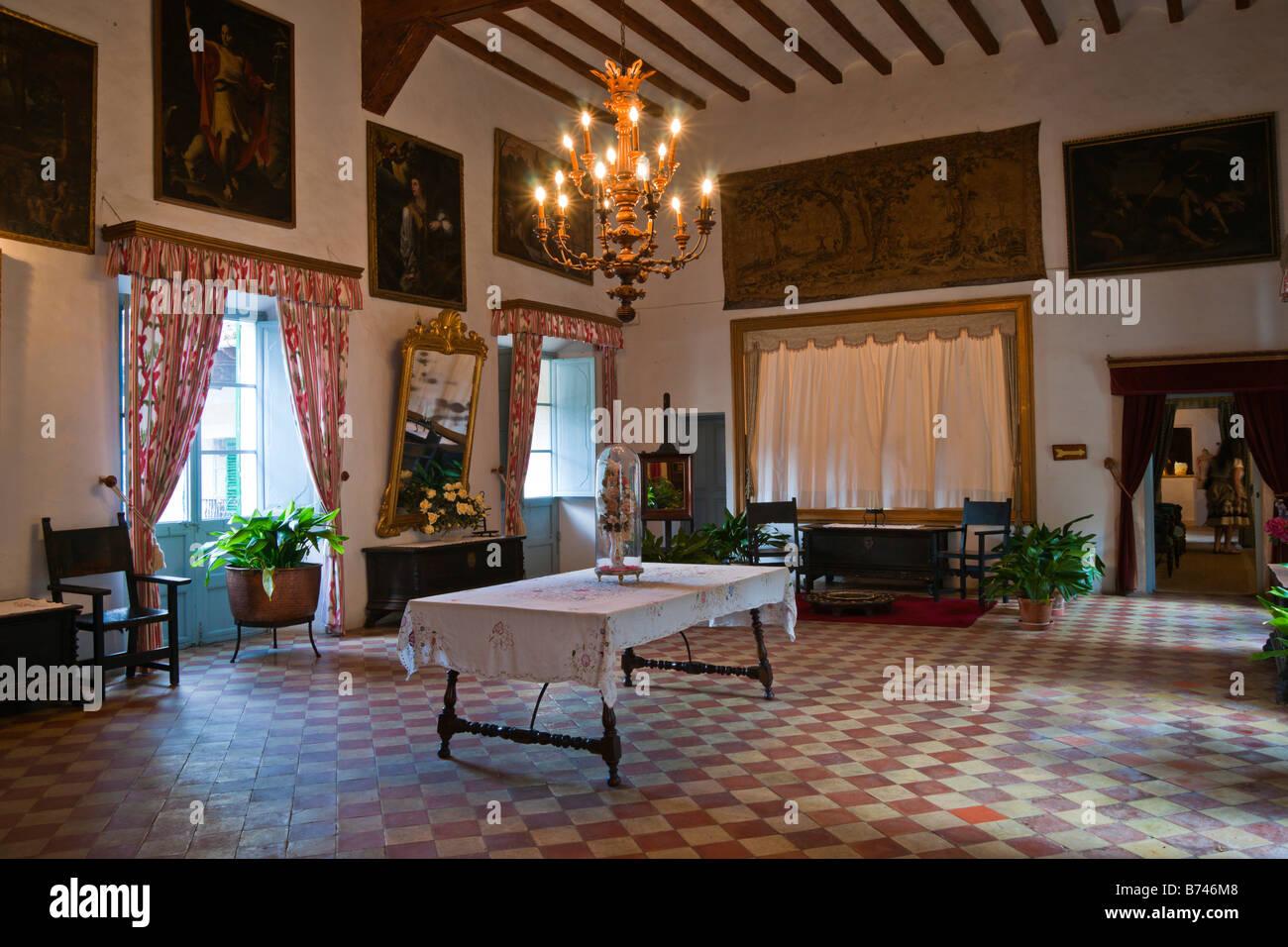 Mallorca Sa Granja Land Haus typisch mallorquinischen historische ...