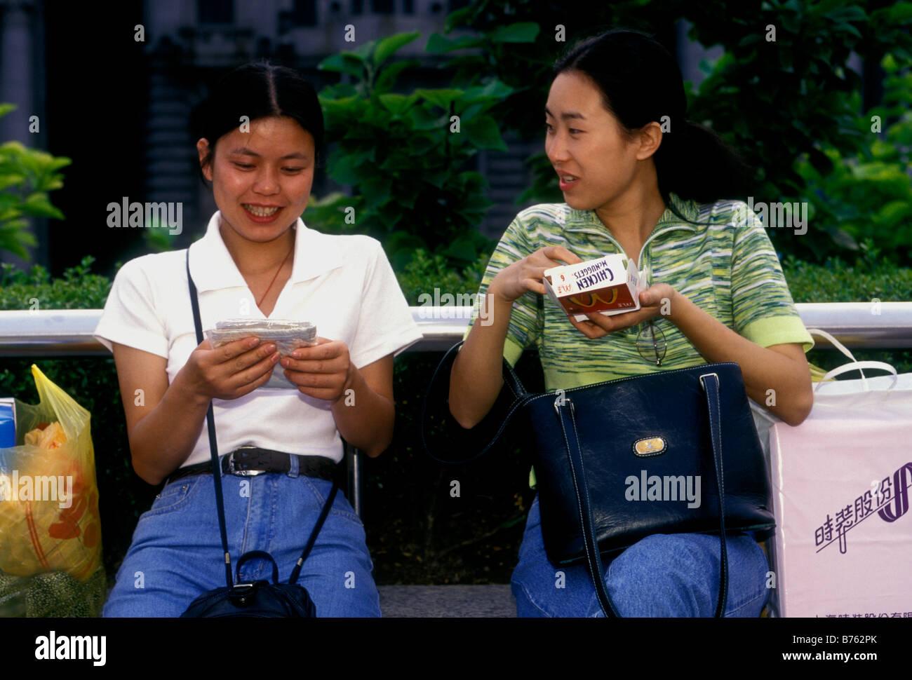 Chinesische frauen