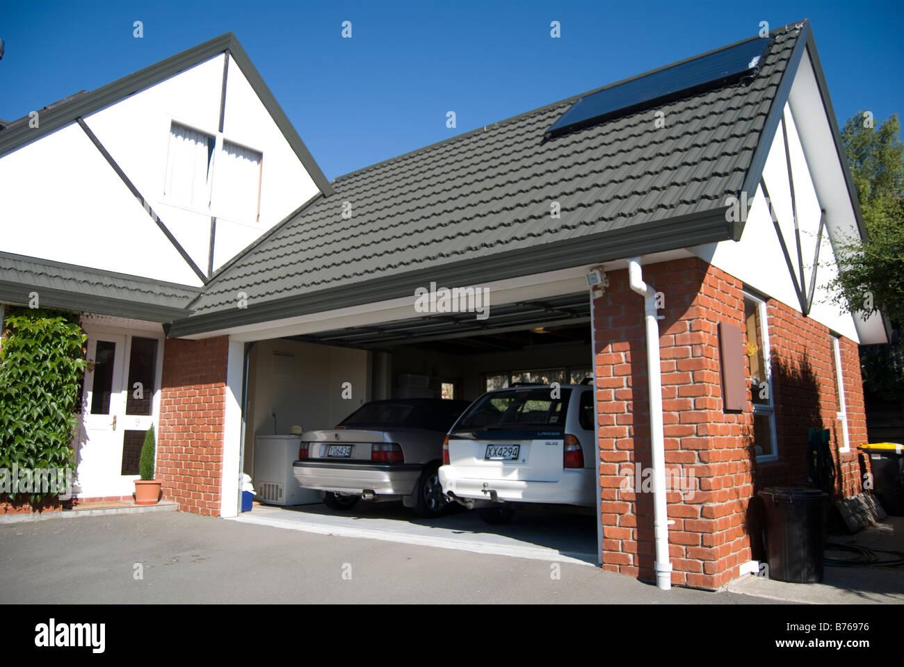 Garage Bilder attached garage stockfotos attached garage bilder alamy