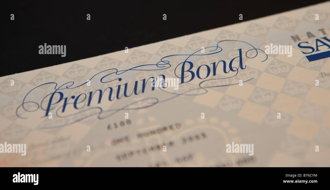 Bonds Certificate Stockfotos & Bonds Certificate Bilder - Alamy