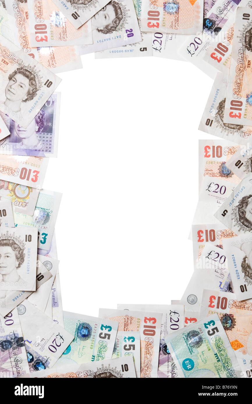 Frame Border Money Stockfotos & Frame Border Money Bilder - Alamy