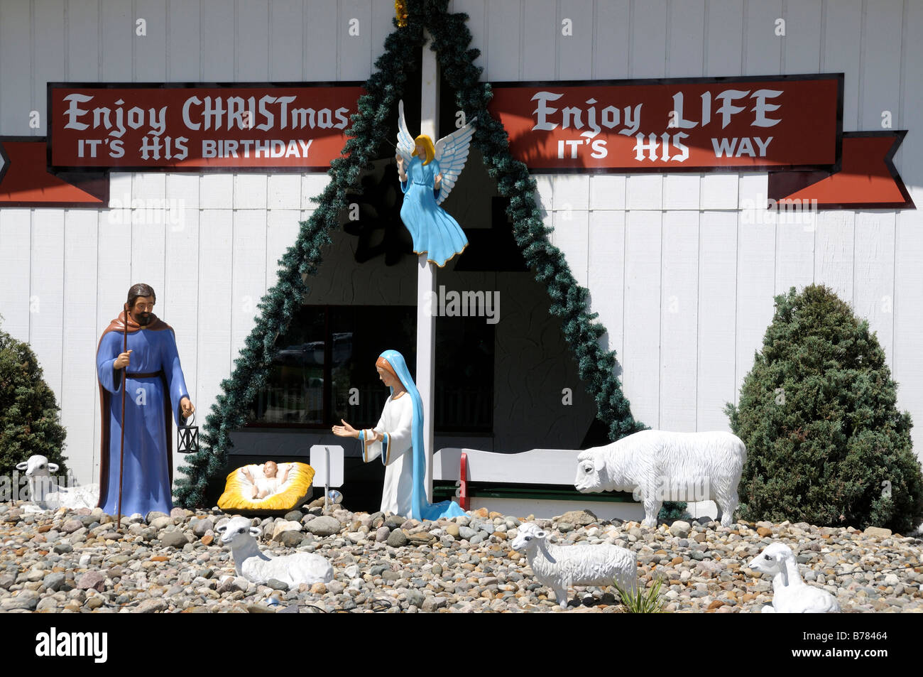 Außendekoration Weihnachten.Eine Außendekoration Weihnachten Stabil An Der Berühmten Bonner Ist