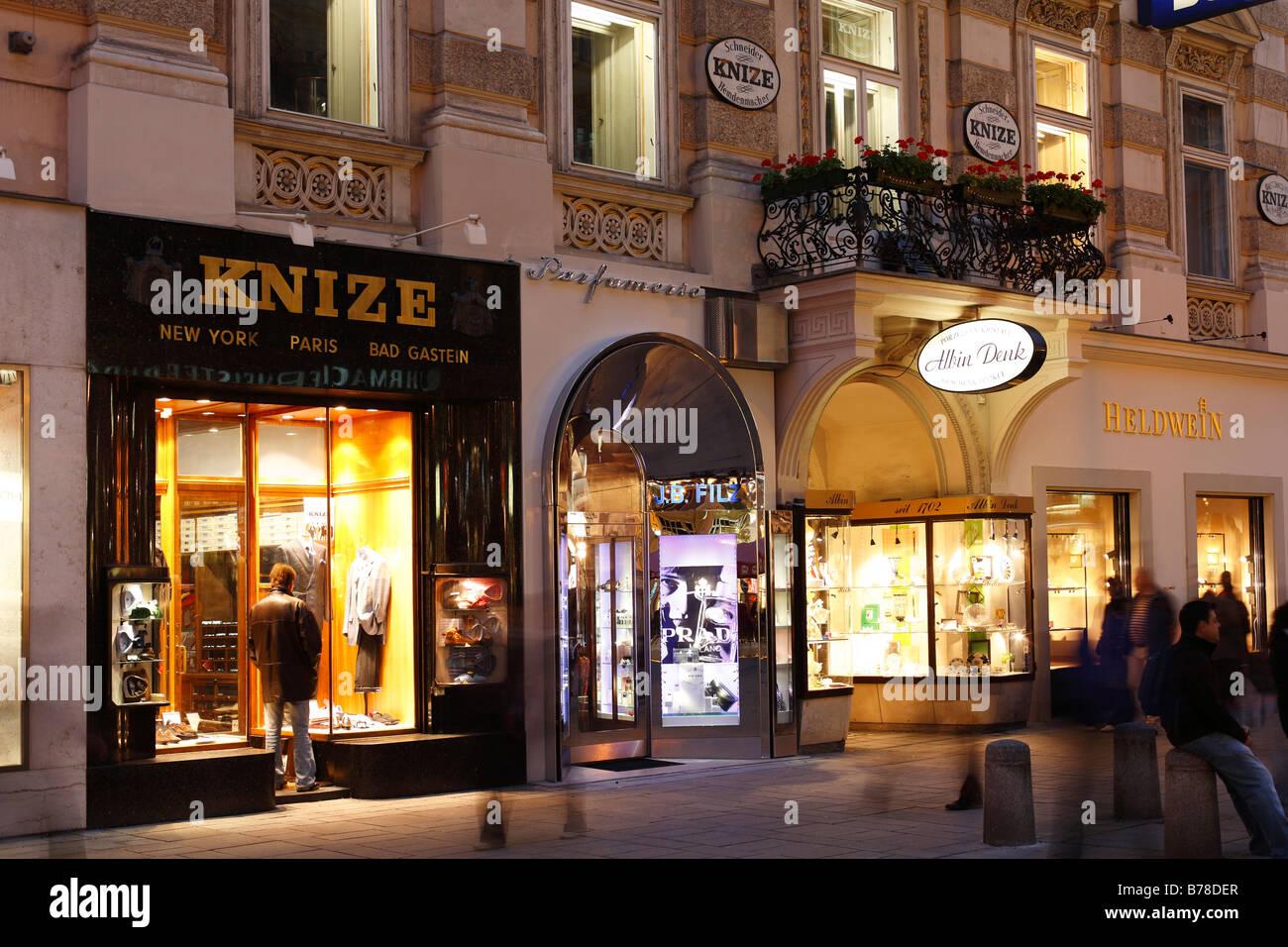 Wien Einkaufsmeile