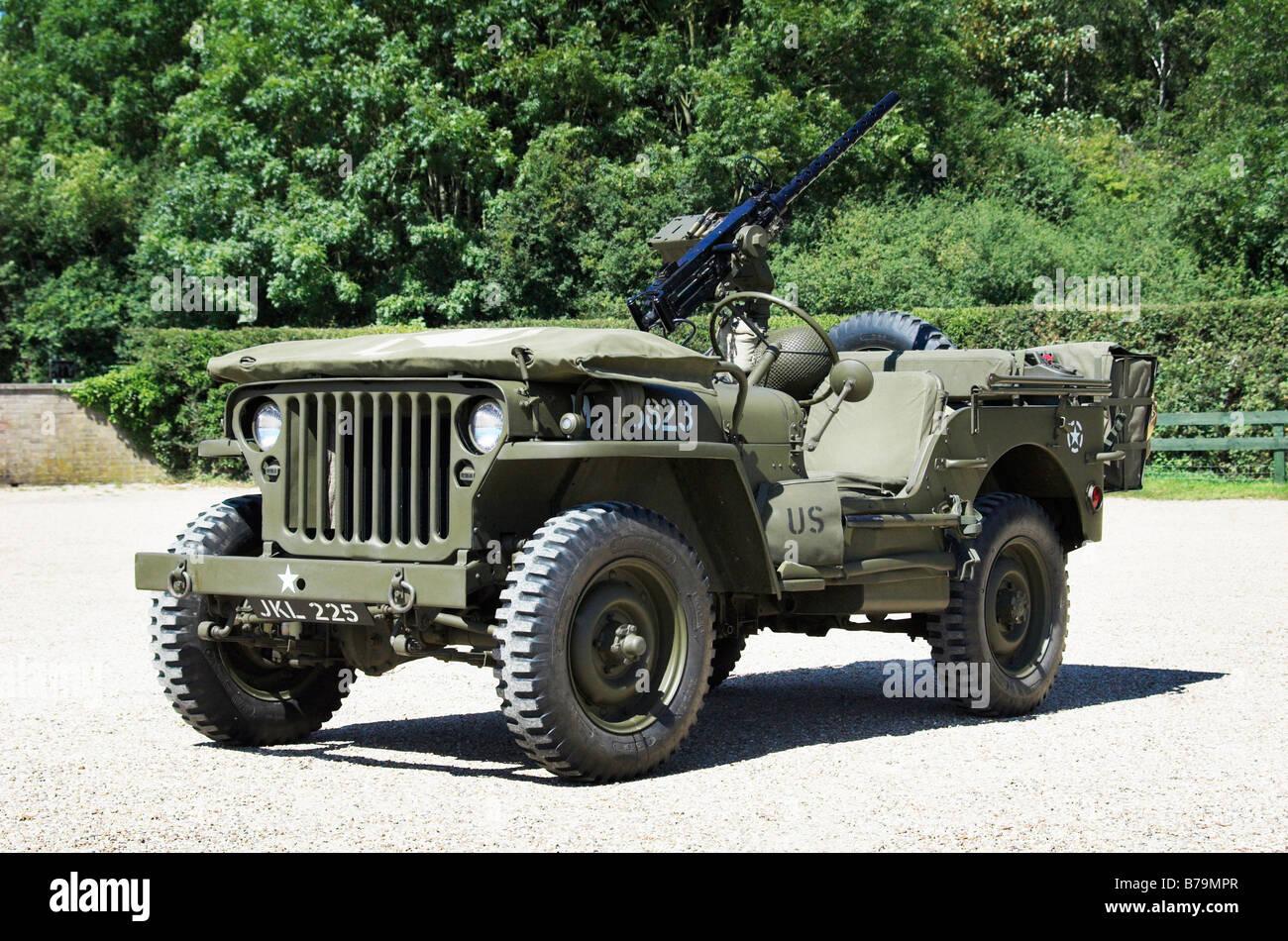 us army jeep stockfoto bild 21726847 alamy. Black Bedroom Furniture Sets. Home Design Ideas