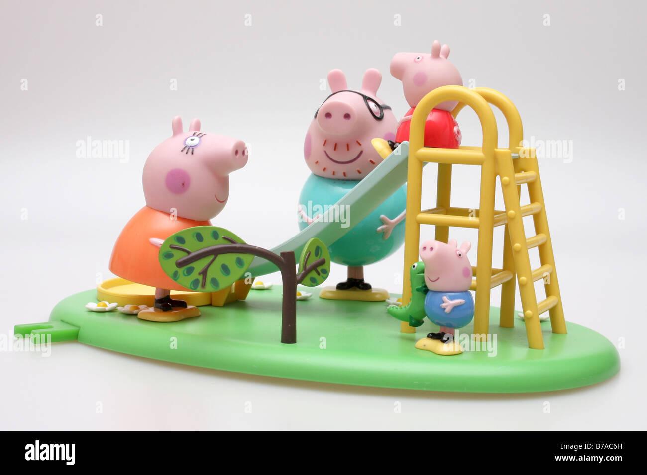 Peppa Pig Zeichen Stockbild