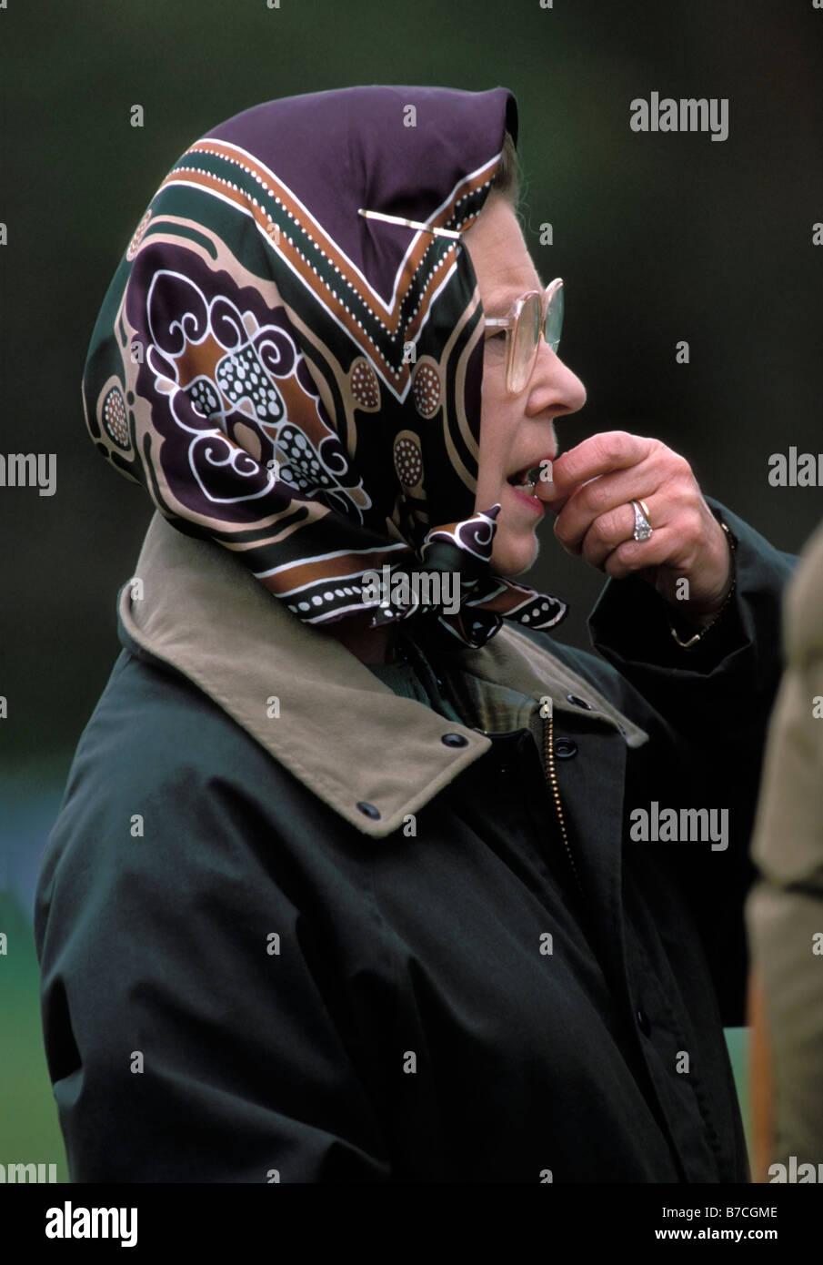 Windsor Queen Elizabeth Ii Stockfotos & Windsor Queen Elizabeth Ii ...